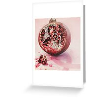Pink Ribbon 2 (1 of 3) Greeting Card