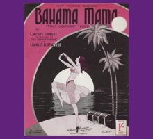 BAHAMA MAMA (vintage illustration) T-Shirt