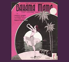 BAHAMA MAMA (vintage illustration) Unisex T-Shirt