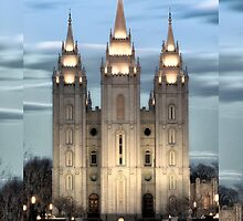 SLC Temple Blue by LaRae55