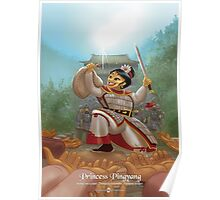 Princess Pingyang - Rejected Princesses Poster