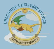 Dragonite's Delivery Service