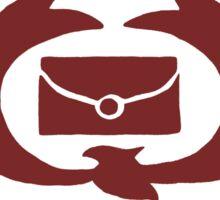 Dragon Roost Postal Service Sticker