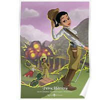 Petra Herrera - Rejected Princesses Poster