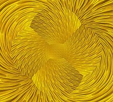 Gold Plated Series*04 by Vidka Art