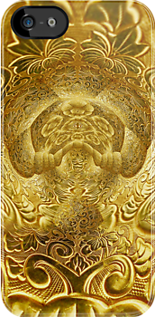 Gold Plated Series*06 by Vidka Art