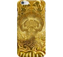 Gold Plated Series*06 iPhone Case/Skin