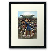 Princess Pyeonggang - Rejected Princesses Framed Print