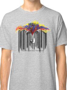 unzip the colour wave Classic T-Shirt