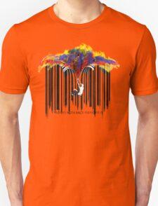 unzip the colour wave T-Shirt