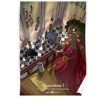 Ranavalona I - Rejected Princesses Poster