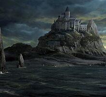 Realm of gods by Daniele (Dan-ka) Montella