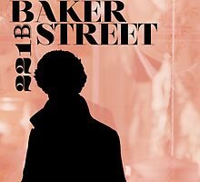 Baker Street Poster by marleyrios