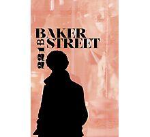 Baker Street Poster Photographic Print