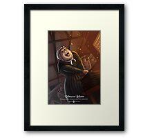 Rebecca Lukens - Rejected Princesses Framed Print