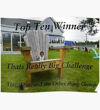 Top Ten Banner - Big Poster