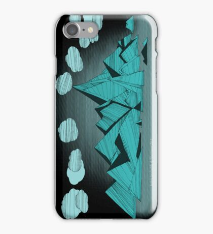 iceland islands iPhone Case/Skin