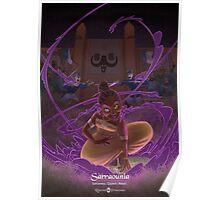 Sarraounia - Rejected Princesses Poster