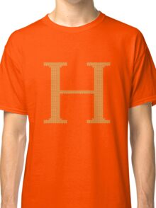 Weasley Sweater Letter H Classic T-Shirt