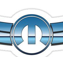 Mopar Wings M TeeShirt Sticker