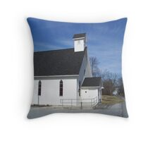 Grace Reformed United Church Of Christ Throw Pillow