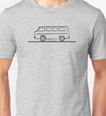 Chevrolet Corvair Greenbrier Unisex T-Shirt