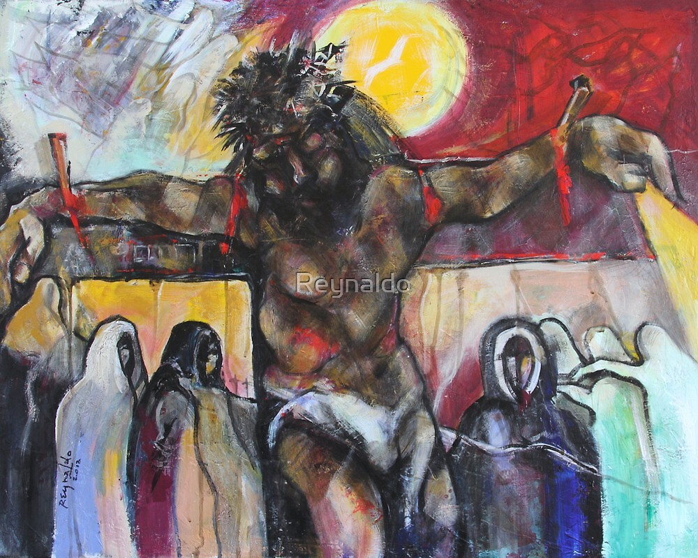 Daughters of Jerusalem... Do Not Weep For Me by Reynaldo