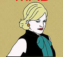 Peggy Olson by TatiDuarte