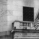New York Stock Exchange by Paul Politis