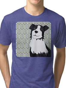 Who's a good boy? Tri-blend T-Shirt