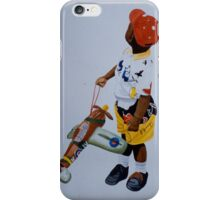 Frequent  Flyer iPhone Case/Skin
