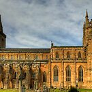 Abbey Church of Dunfermline by Tom Gomez