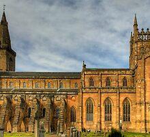 Abbey Church of Dunfermline by Tom Gomez