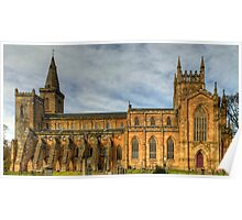 Abbey Church of Dunfermline Poster