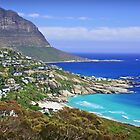 Cape Town Coastline by Fern Blacker