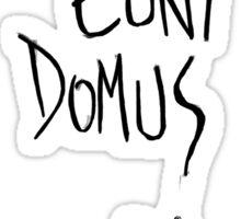 Romulans Go Home! Sticker