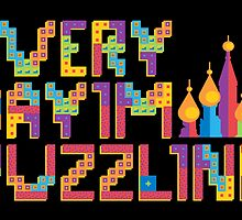 Tetris Puzzling by Nicholas Beales