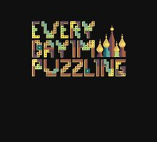 Tetris Puzzling Retro Unisex T-Shirt