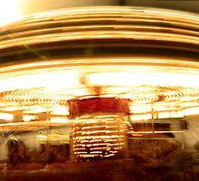 Spinning...top by Nikolas Mavrikakis