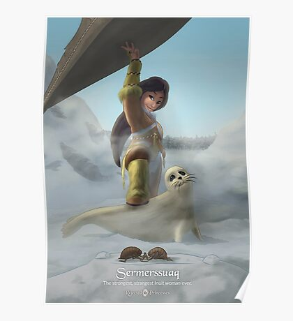 Sermerssuaq - Rejected Princesses Poster