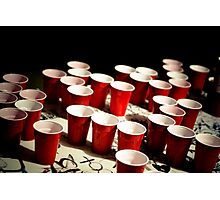 Cupids cups Photographic Print