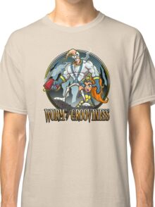 Worm of Grooviness Classic T-Shirt