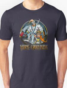 Worm of Grooviness Unisex T-Shirt
