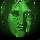 John Lennon 3 by markmoore
