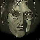 John Lennon 4 by markmoore