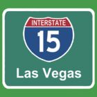 INTERSTATE 15: LAS VEGAS by S DOT SLAUGHTER