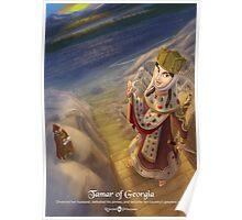 Tamar of Georgia - Rejected Princesses Poster