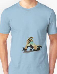Monster Hunter Jinouga Unisex T-Shirt