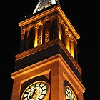 King George Square Clock by Jamie Shirlaw