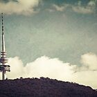 Telstra Tower, Canberra by NinaJoan